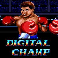 Portada oficial de Digital Champ CV para Wii U