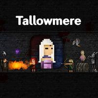 Portada oficial de Tallowmere para Switch