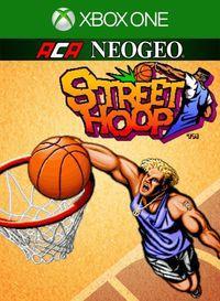 Portada oficial de NeoGeo Street Hoop para Xbox One
