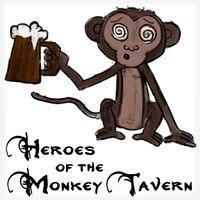 Portada oficial de Heroes of the Monkey Tavern para Switch