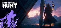 Portada oficial de Nocturnal Hunt para PC