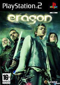 Portada oficial de Eragon para PS2