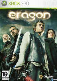 Portada oficial de Eragon para Xbox 360