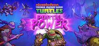 Portada oficial de Teenage Mutant Ninja Turtles: Portal Power para PC