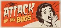 Portada oficial de Attack of the Bugs para PC