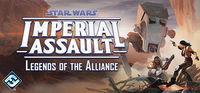 Portada oficial de Star Wars: Imperial Assault - Legends of the Alliance para PC
