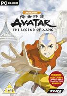 Portada oficial de Avatar: The Last Airbender para PC