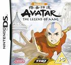 Portada oficial de Avatar: The Last Airbender para NDS