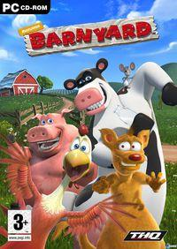 Portada oficial de Barnyard para PC