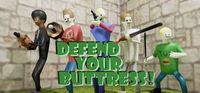 Portada oficial de Defend Your Buttress para PC