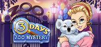 Portada oficial de 3 days: Zoo Mystery para PC