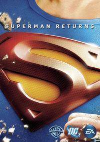 Portada oficial de Superman Returns para Game Boy Advance