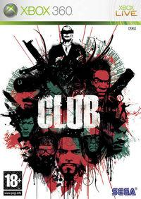 Portada oficial de The Club para Xbox 360