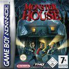 Portada oficial de Monster House para Game Boy Advance