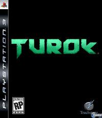 Portada oficial de Turok para PS3