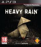 Portada oficial de Heavy Rain para PS3