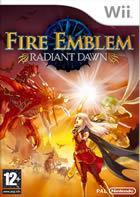 Portada oficial de Fire Emblem Radiant Dawn para Wii