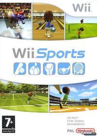 Portada oficial de Wii Sports para Wii