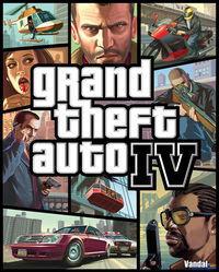 Portada oficial de Grand Theft Auto IV para PS3