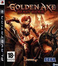 Portada oficial de Golden Axe: Beast Rider para PS3
