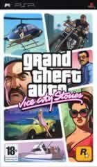Portada oficial de Grand Theft Auto: Vice City Stories para PSP