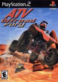 Portada oficial de ATV Offroad para PS2