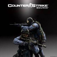 Portada oficial de Counter Strike: Source para PC