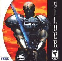 Portada oficial de Silver para Dreamcast