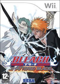 Portada oficial de Bleach: Shattered Blade para Wii