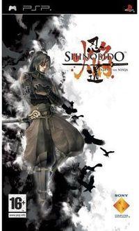 Portada oficial de Shinobido Tales on Ninja para PSP