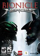 Portada oficial de Bionicle Heroes para PC