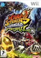Portada oficial de Mario Strikers: Charged Football para Wii
