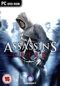 Portada oficial de Assassin's Creed para PC