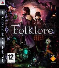 Portada oficial de Folklore para PS3