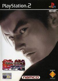 Portada oficial de Tekken Tag Tournament para PS2