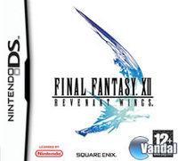 Portada oficial de Final Fantasy XII: Revenant Wings para NDS