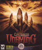 Portada oficial de Clive Barker's Undying para PC
