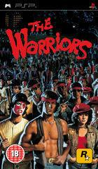 Portada oficial de The Warriors para PSP