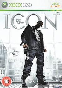 Portada oficial de DEF JAM: ICON para Xbox 360