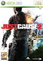 Portada oficial de Just Cause 2 para Xbox 360
