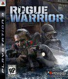 Portada oficial de Rogue Warrior para PS3