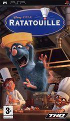 Portada oficial de Ratatouille  para PSP