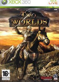 Portada oficial de Two Worlds para Xbox 360