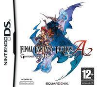 Portada oficial de Final Fantasy Tactics A2: Grimoire of the Rift para NDS