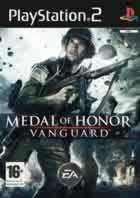 Portada oficial de Medal of Honor Vanguard para PS2