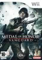 Portada oficial de Medal of Honor Vanguard para Wii