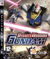 Portada oficial de Dynasty Warriors: Gundam para PS3