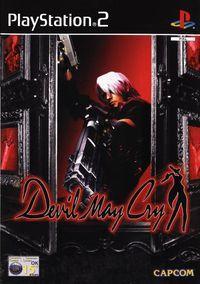Portada oficial de Devil May Cry para PS2