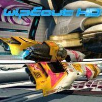 Portada oficial de Wipeout HD PSN para PS3