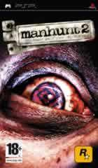 Portada oficial de Manhunt 2 para PSP